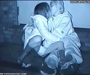 Blake Eden y Katy Kiss están teniendo parejas follando en el monte sexo lésbico caliente